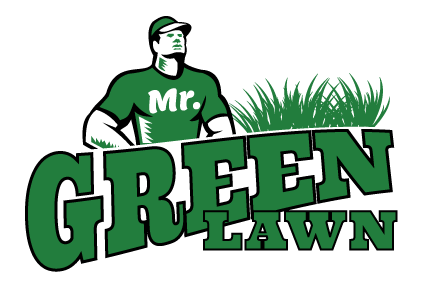 mr green lawn logo